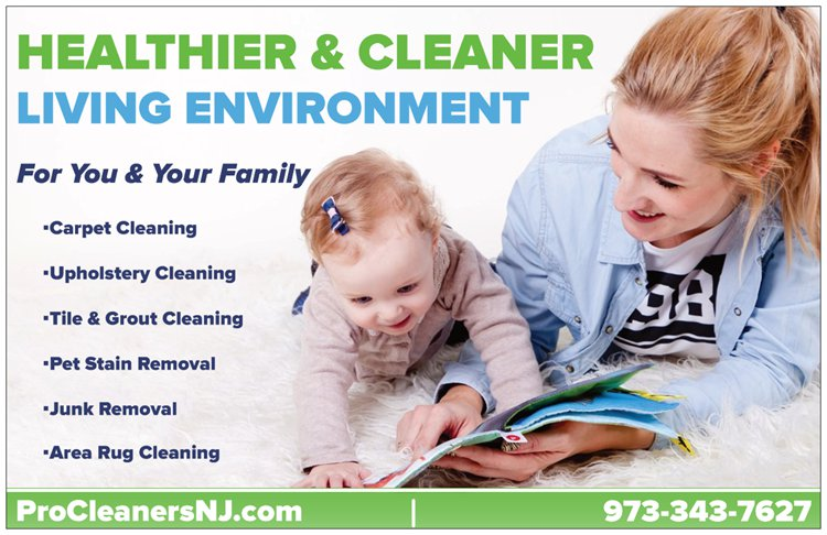 NJ safe Carpet cleaning natural upholstery cleaning green new jersey