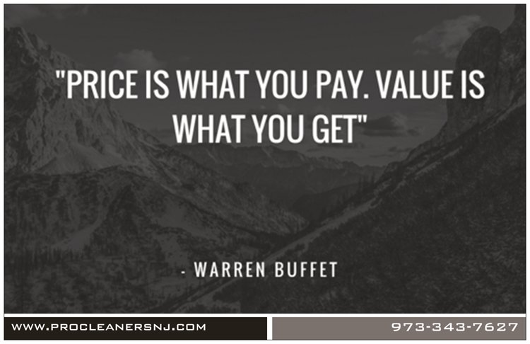 Value Versus Price - Warren Buffet